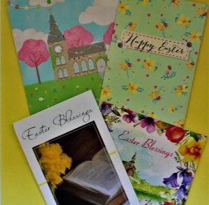 Homemade Easter Cards