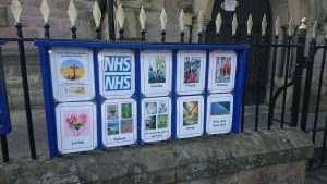 West Derbyshire URC Notice Board